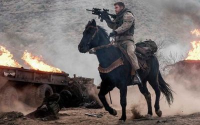 12 Strong Best Quotes – 'We're on our own.'