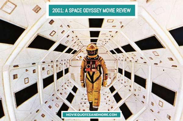 2001: A Space Odyssey (1968) Movie Review