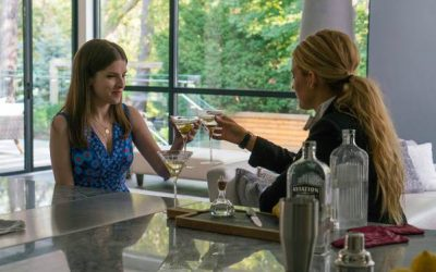 A Simple Favor New Quotes – 'Everybody has a dark side.'