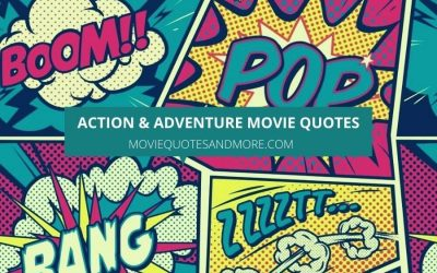 Action and Adventure Movie Quotes – 'Yippee-ki-yay!'