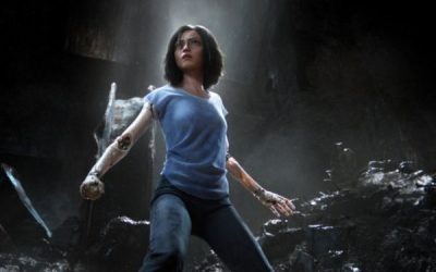Alita: Battle Angel (2019) Movie Review