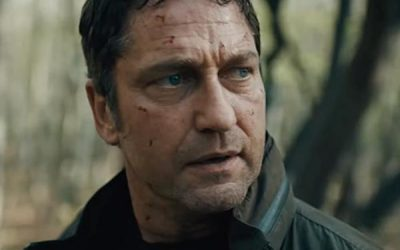 Angel Has Fallen Best Quotes – 'I'm being set up.'