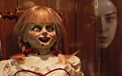 Annabelle Comes Home New Quotes – 'I let her out.'