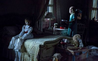 Annabelle: Creation Trailer Quotes – 'It's coming after me.'
