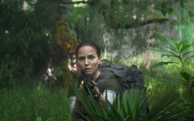 Annihilation Trailer Quotes – 'I need to know what's inside.'