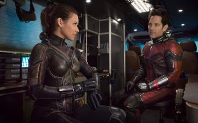 Ant-Man and the Wasp Best Quotes – 'Hold on, you gave her wings?!'