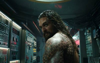 Aquaman Best Movie Quotes – 'War is coming to the surface.'
