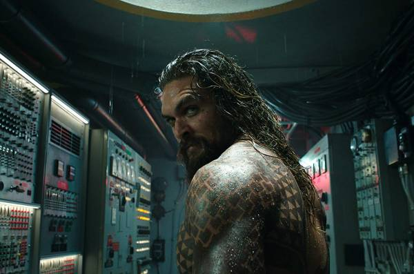 Aquaman New Movie Quotes – 'War is coming to the surface.'
