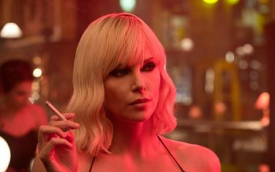 Atomic Blonde Trailer Quotes – 'Trust no one.'