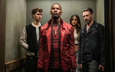 Baby Driver Best Quotes – 'He's loony. He just like his tunes.'