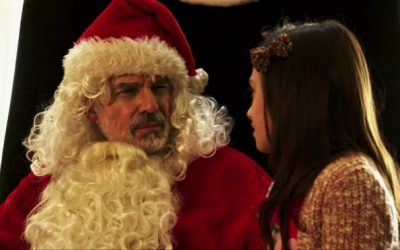 Bad Santa 2 Best Quotes – 'Well, it's starting to feel like Christmas.'
