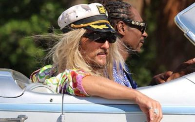 The Beach Bum New Quotes – 'He's from another dimension.'