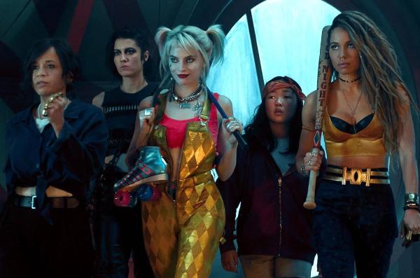 Birds of Prey Best Quotes – 'Get ready, ladies.'