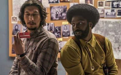 BlacKkKlansman New Quotes