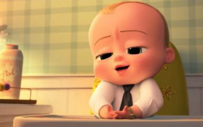 The Boss Baby New Trailer – 'Let's just say I'm the boss.'