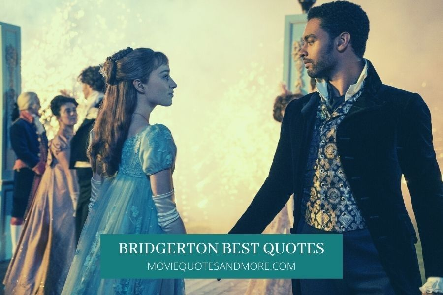 Netflix's Bridgerton Best Quotes
