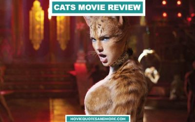 Cats New Movie Quotes – 'Tonight is a magical night.'