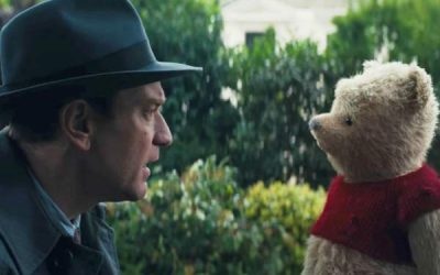 Christopher Robin New Quotes – 'Pooh?'