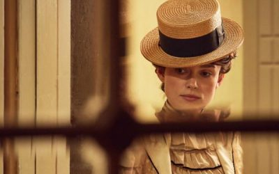 Colette New Movie Quotes – 'The hand that holds the pen writes history.'