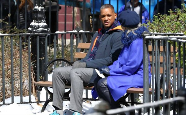 Collateral Beauty Best Quotes – 'It turns out death is an