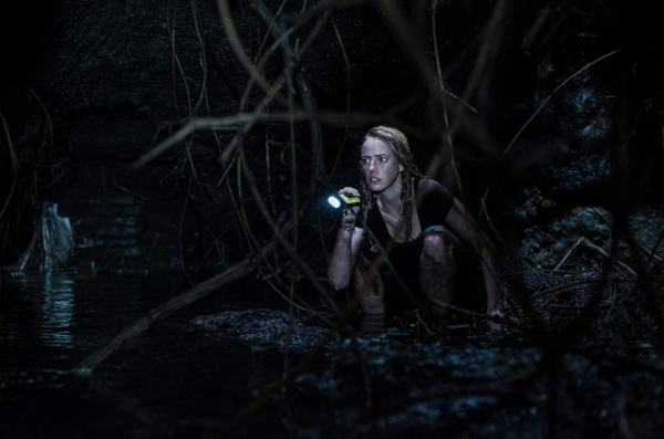 Crawl Best Movie Quotes – 'They can see you in the dark.'