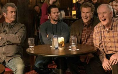 Daddy's Home 2 Trailer Quotes – 'This year, Christmas, both families together.'