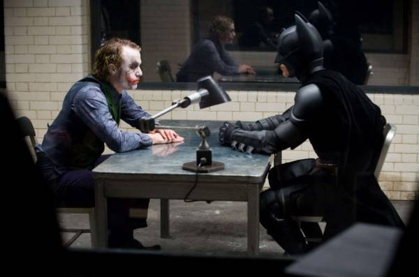 The Dark Knight 2008 Movie Review
