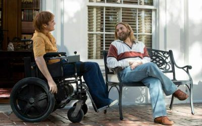 Don't Worry, He Won't Get Far on Foot Trailer Quotes – 'Something really profound just happened to me.'