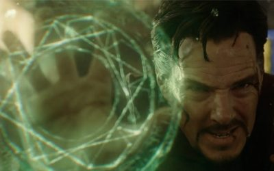 Doctor Strange New Trailer – 'Forget everything that you think you know.'
