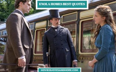 Enola Holmes Best Quotes On Netflix – 'Now, where to begin?'