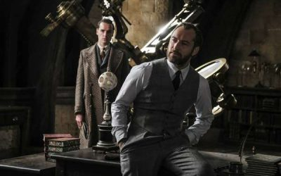Fantastic Beasts: The Crimes of Grindelwald New Quotes