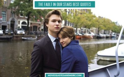 The Fault in Our Stars Best Quotes