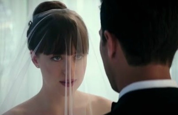 Fifty Shades Freed Best Quotes – 'I solemnly vow to love you faithfully.'