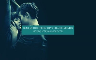 Best Quotes from Fifty Shades Movies