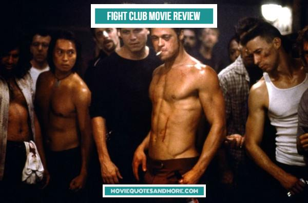 Fight Club (1999) Movie Review