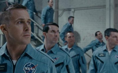 First Man New Movie Quotes – 'We need to fail down here so we don't fail up there.'