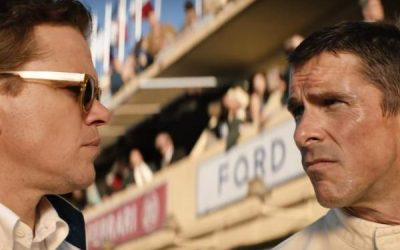 Ford v Ferrari (2019) Movie Review
