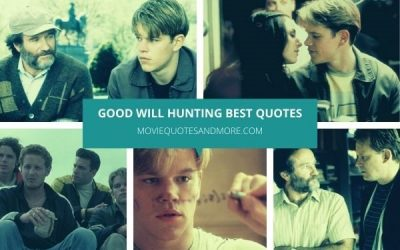 Best Quotes from Good Will Hunting