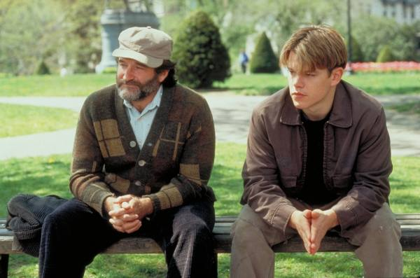 Good Will Hunting (1997) Movie Review