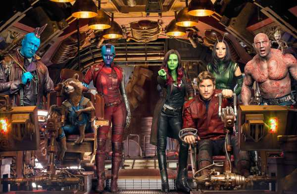 Guardians of the Galaxy Vol. 2 Best Quotes – 'Showtime, A-holes!'