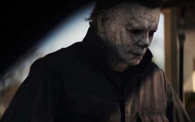 Halloween New Movie Quotes – 'He's waited for this night.'