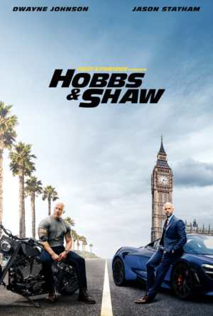 Hobbs & Shaw Quotes