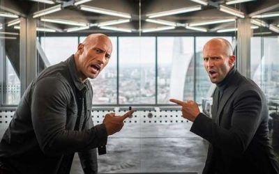 Hobbs & Shaw New Quotes – 'You want a war, you've got one.'