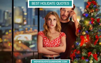 Best Holidate Movie Quotes on Netflix
