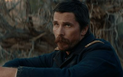 Hostiles Trailer Quotes – When we lay our heads down out here, we're all prisoners.