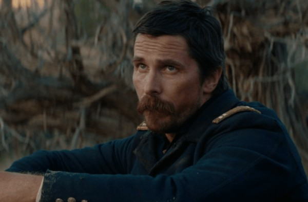 Hostiles Best Quotes – 'When we lay our heads down out here, we're all prisoners.'