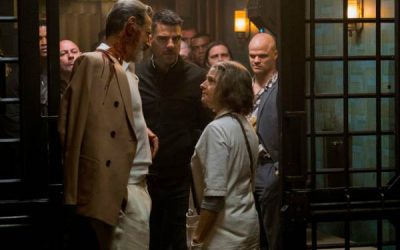 Hotel Artemis New Quotes – 'A secret hospital for criminals.'