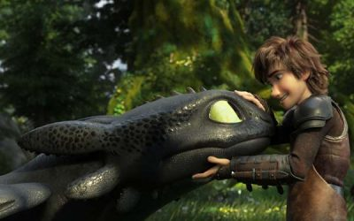 How to Train Your Dragon: The Hidden World New Quotes – 'It's you and me, bud.'