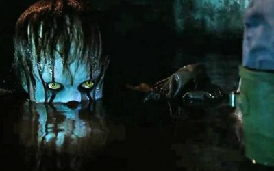 It Trailer Quotes – 'We all float down here.'