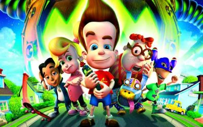 Jimmy Neutron: Boy Genius (2001) Movie Review